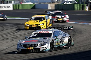 Mercedes to make final DTM run in Jerez test