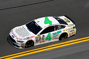 Busch Beer betting a paint scheme on Kevin Harvick's title hopes