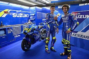 Galería: los pilotos de MotoGP lucen sus nuevos colores antes del test