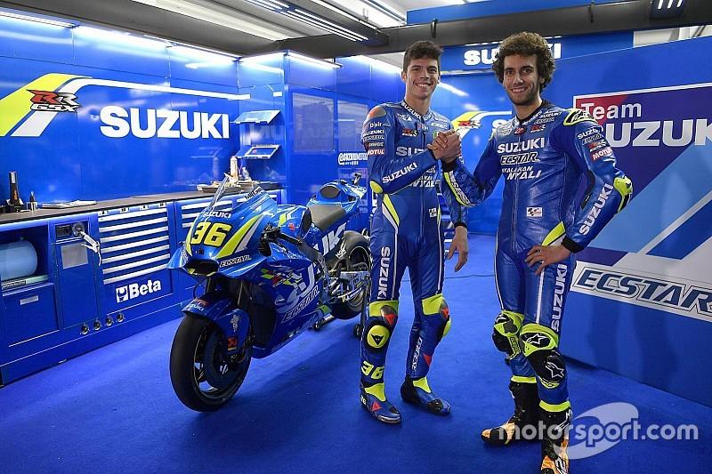 Suzuki espera que Rins