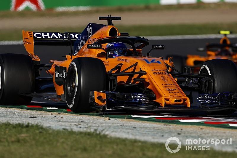 FIA bevestigt verklaring McLaren: Niet te laat met bandenkeuze Japan