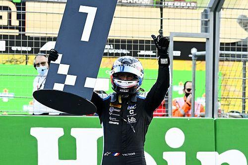 Martins triumfuje w Zandvoort