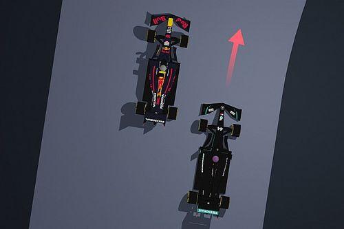 ANÁLISE: De quem é a culpa no acidente entre Verstappen e Hamilton?