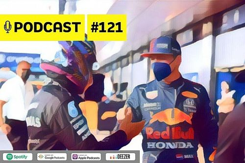 Podcast #121 - Como Verstappen se encaixa entre rivais históricos de Hamilton?