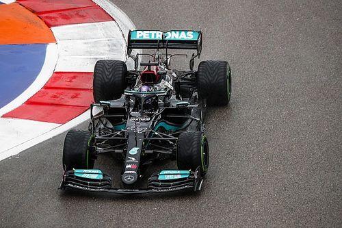 Setne zwycięstwo Hamiltona, stracona szansa Norrisa