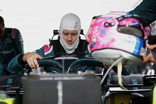 """Vettel: """"Muhabir olmak, en kolay emeklilik yolu olurdu"""""""