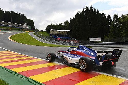Kimilainen knokt zich in de regen naar tweede zege in de W Series