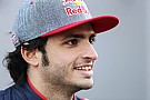 "Sainz: ""I have to help Toro Rosso reach the top five"""