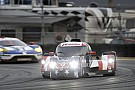 DeltaWing: Three times in P1 position and an unavoidable crash