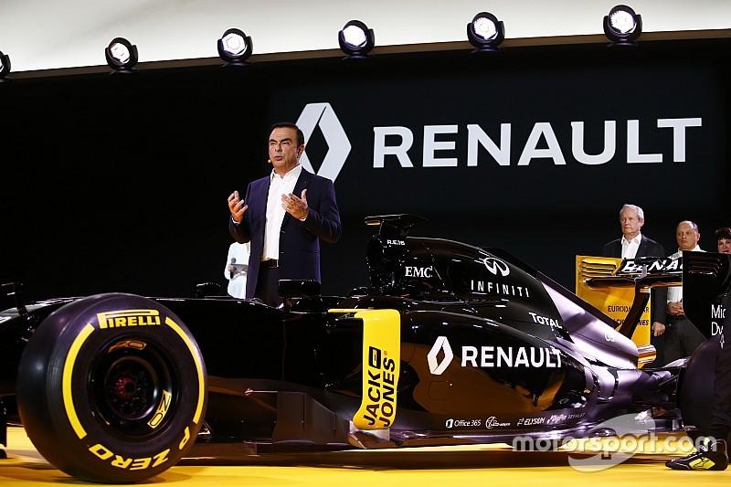 Renault'da Ghosn görevini bıraktı, yeni Başkan Jean Dominique Senard oldu