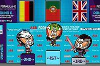 Vídeo: las primeras carreras de Fórmula E en Berlín, por los Minis