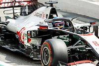 "Grosjean ""changed three pairs of underwear"" on rapid day in Spain"