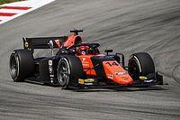 Barcelona F2: Matsushita wins frantic race from 18th place