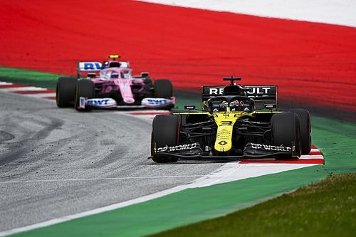 Renault lodges protest against Racing Point