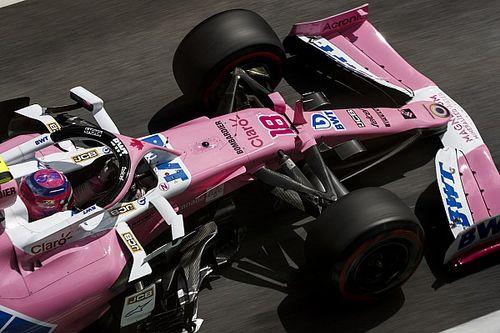 Il reclamo Renault contro la Racing Point è ammissibile