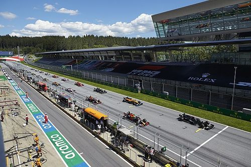 Austria to host F1 double-header after Turkish GP is called off