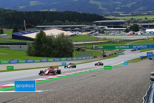 Austrian Grand Prix FP1 as it happened