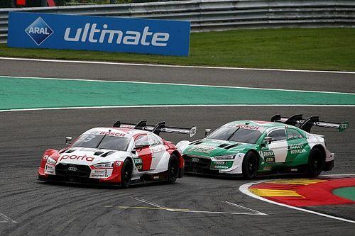 DTM: Rast punito per il Push-To-Pass, Gara 2 di Spa va a Muller
