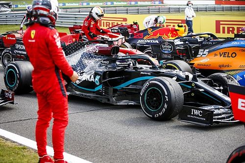 """Leclerc: """"Hamilton/Mercedes kombinasyonuyla mücadele etmek kolay değil"""""""