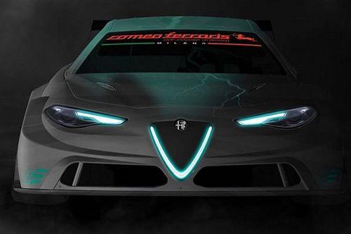Alfa Romeo ETCR: Romeo Ferraris affida la Giulia a Vernay