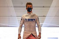 ヒュルケンベルグ、F1 70周年記念GPもペレス代役続投「今回はポイント争いが目標」