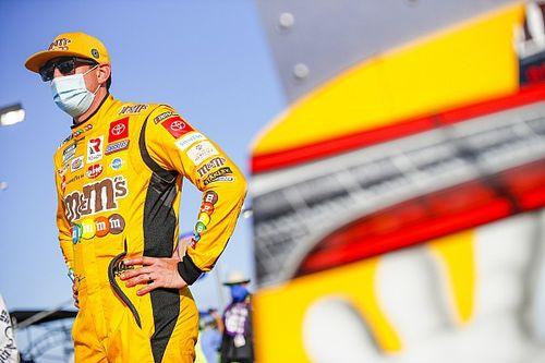 NASCAR returns to indoor mask mandate at Watkins Glen