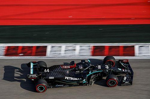 Mercedes tras dominar el viernes en Rusia: no estamos tan bien