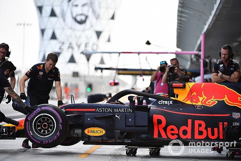 У Red Bull пояснили, чому покажуть новий болід спільно з Mercedes