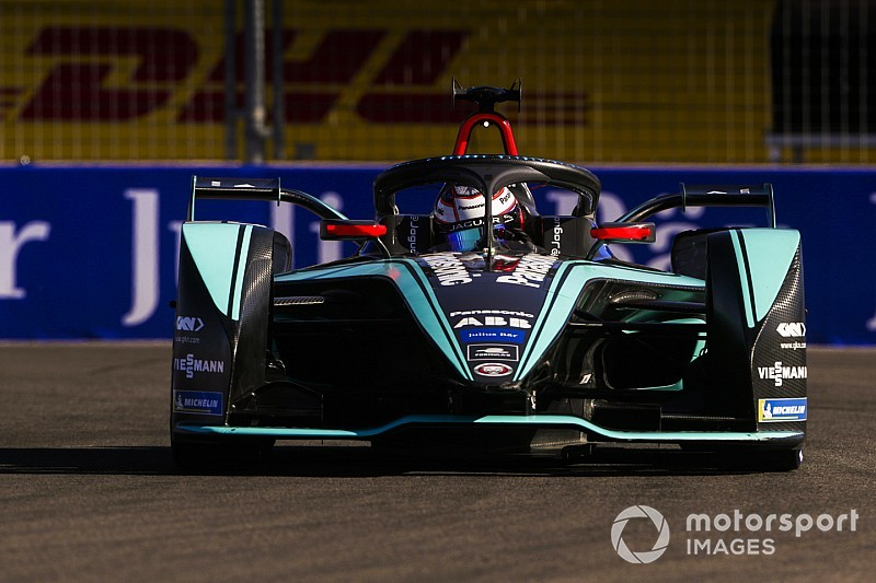 EL2 - Evans place Jaguar en tête à Marrakech