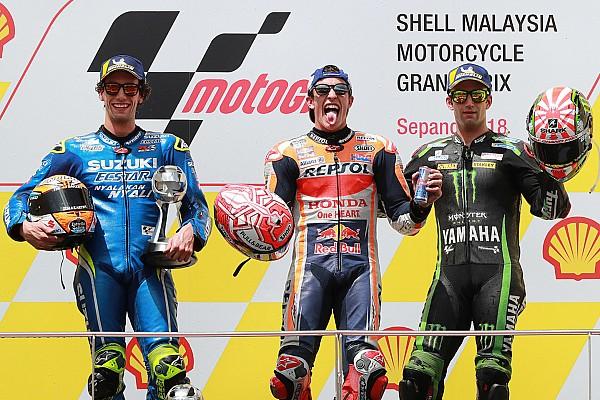 GRAND PRIX DE MALAISIE 2018  Circuit international de Sepang - Page 3 Motogp-malaysian-gp-2018-podiu-2
