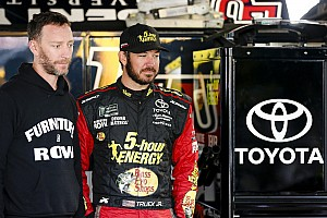 Reigning champ Truex among those in playoff trouble