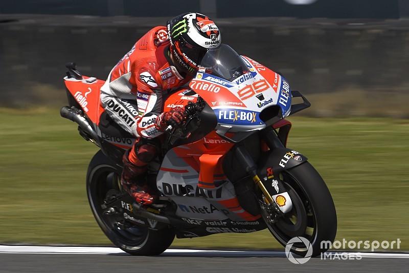 Lorenzo: Köszönettel tartozom Marqueznek a hondás lehetőség miatt