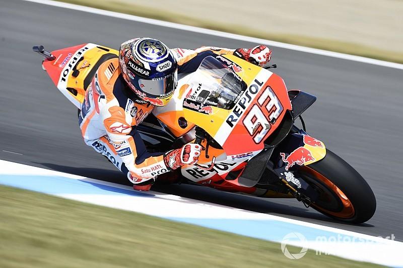 Rossi: Márquez não tem nada a provar saindo da Honda
