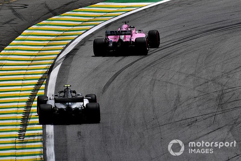 Formel 1 Brasilien 2018: Das Trainingsergebnis in Bildern