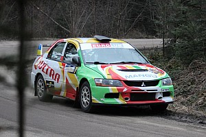 Борис Ганджа вп'яте здобув перемогу у цьорічному сезоні гірських автоперегонів
