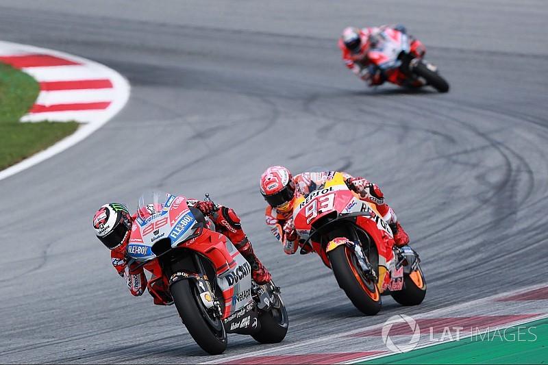 MotoGP Spielberg: Wie Lorenzo das