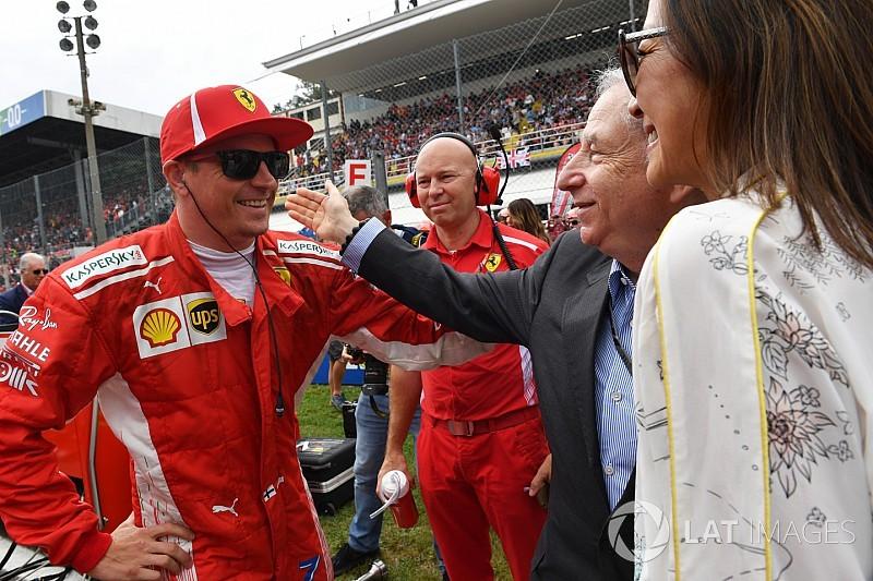 Ferrari, Raikkonen'le devam etmeyeceğini bugün açıklayabilir