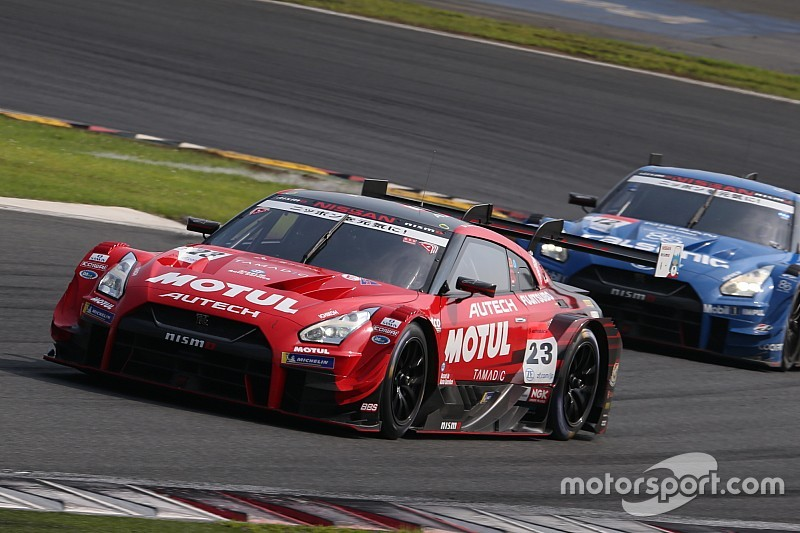 Nissan adds Makowiecki, Rossiter to revamped Super GT line-up