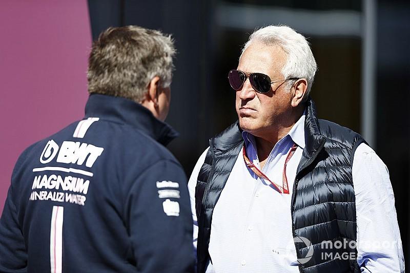 Stroll betaalt alle schuldeisers Force India eigenhandig af
