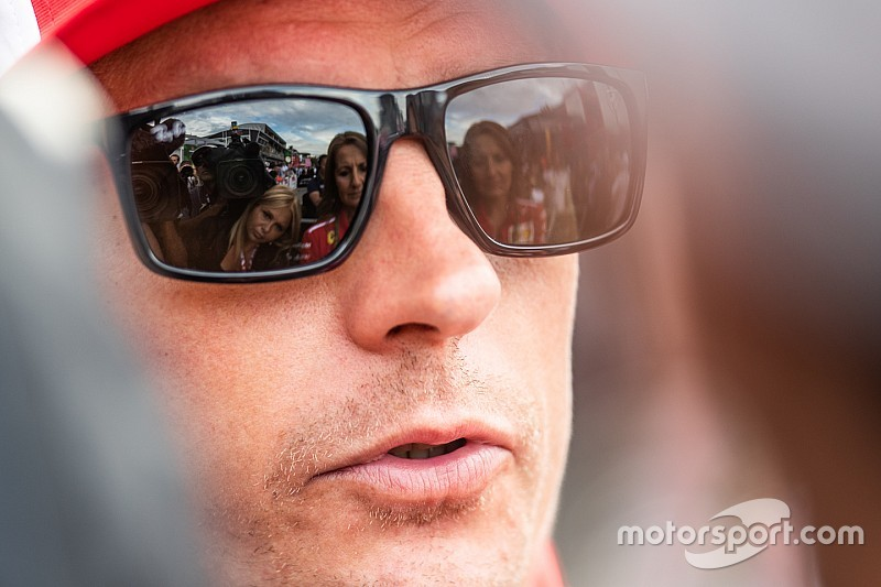 Офіційно: Райкконен залишить Ferrari наприкінці 2018 року