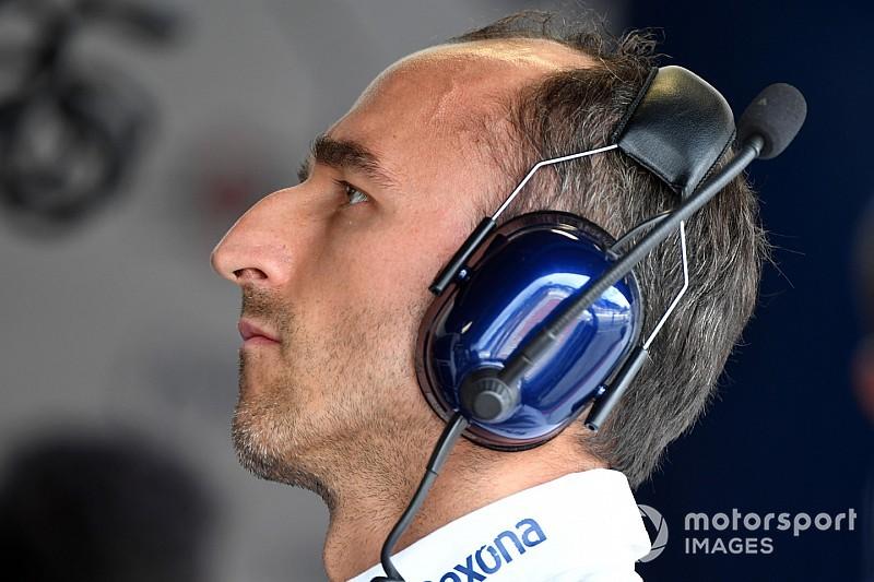 Kubica, Williams'la piste çıkma ihtimalini kabul ediyor fakat temkinli