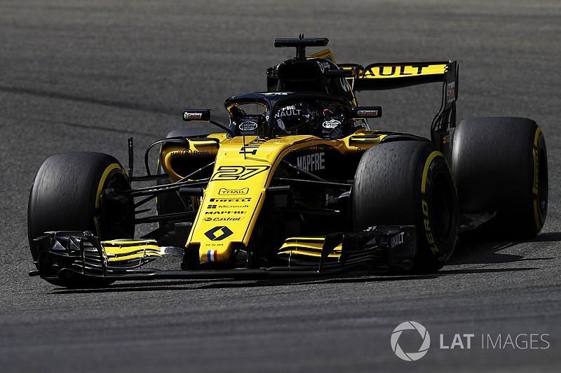 Renault Vorsprung schmilzt
