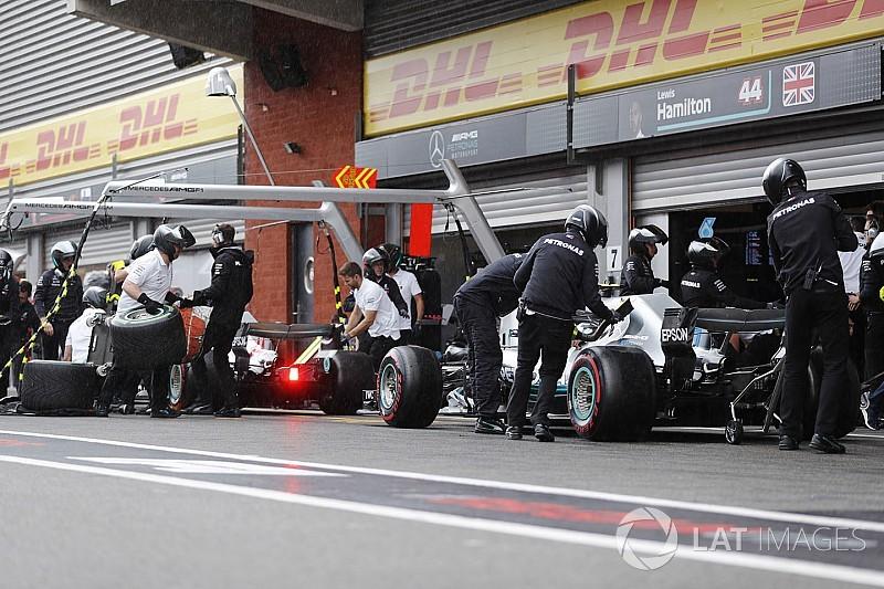 Mercedes, Monza itibariyle Hamilton lehine takım emri uygulamaya hazırlanıyor