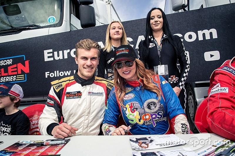 Zweiter Deutscher in der NASCAR Truck-Serie: Kunz vor Start in Mosport