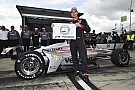 Pocono IndyCar: Power grabs 53rd pole position, matches Foyt