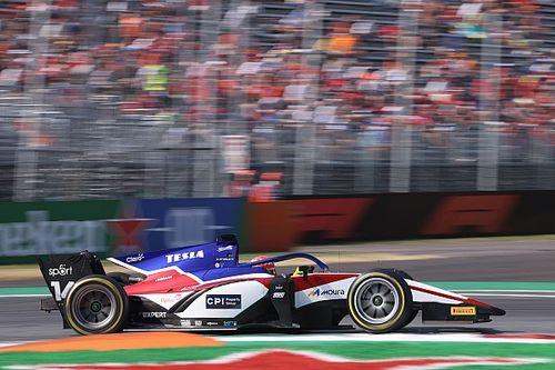 F2: Enzo Fittipaldi mostra bom ritmo em corrida principal em Monza