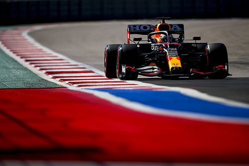 The times that suggest Verstappen should be confident of F1 Russian GP recovery