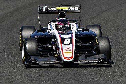 Смоляр стал седьмым в первой гонке Ф3 в Венгрии