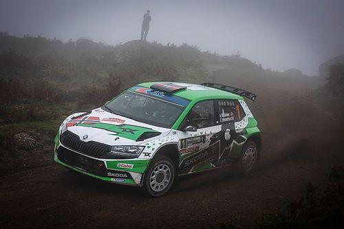 ERC: Mikkelsen-Edmondson trionfano al Rally Fafe e allungano