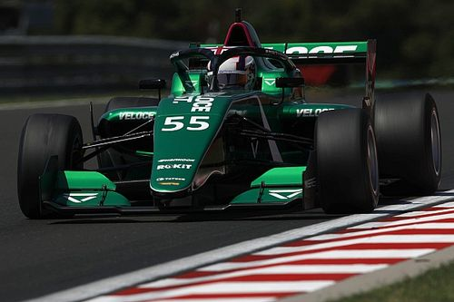 Hungaroring W Series: Chadwick takes pole from title rival Powell